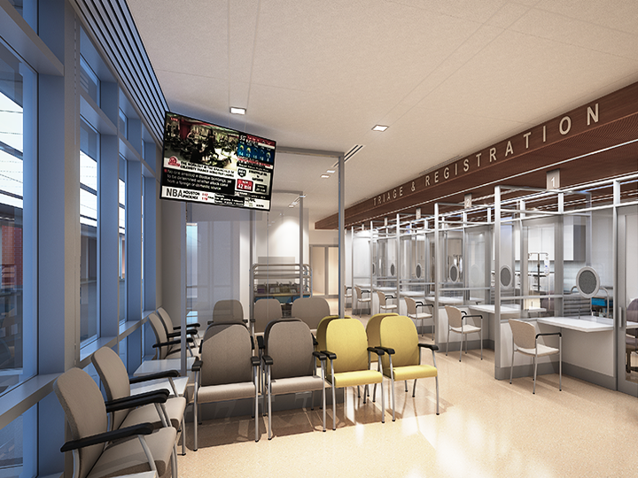 Mount Sinai Hospital Phase 3A Redevelopment Project