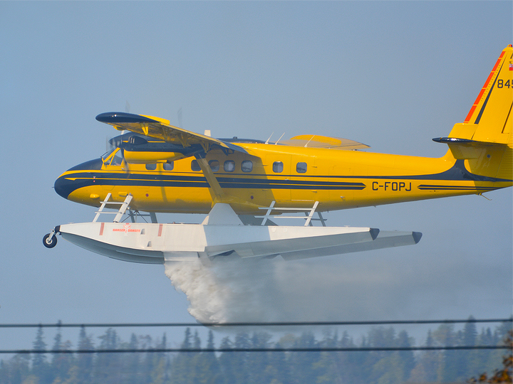 Fire Management HQ Water Bomber