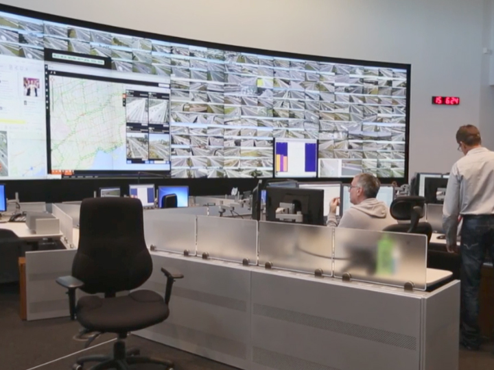 MTO Traffic Operations Centre