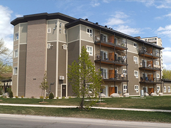 Kingston Frontenac Housing